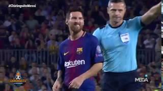 ¡IMÁGENES EXCLUSIVAS! La EXHIBICIÓN de Leo Messi en el Barça 3-0 Juventus