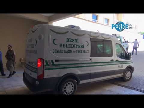 Cenazeler Malatya Adli Tıp Kurumuna Gönderildi