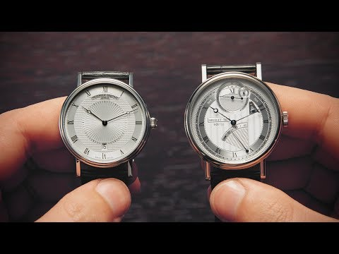 £2,000 Frederique Constant Vs £20,000 Breguet | Watchfinder & Co.