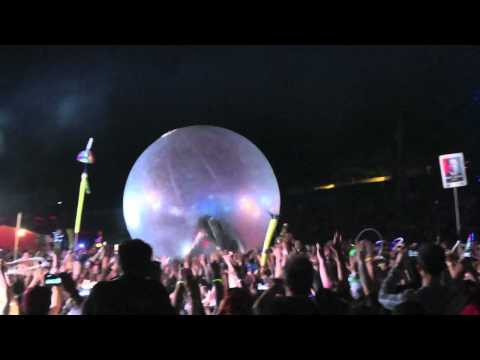 The Flaming Lips - All Good Music Festival  2012