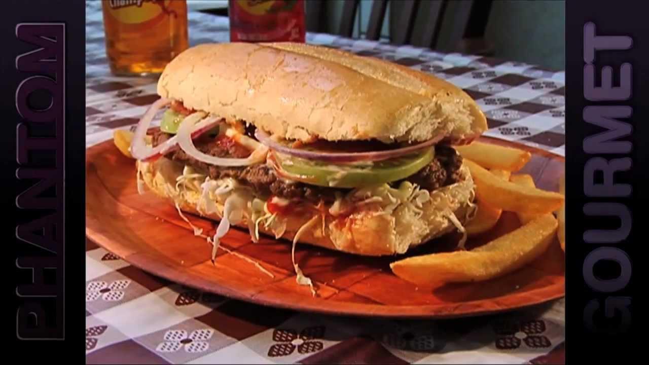 Alex S Chimis Jamaica Plain Ma Phantom Gourmet Youtube