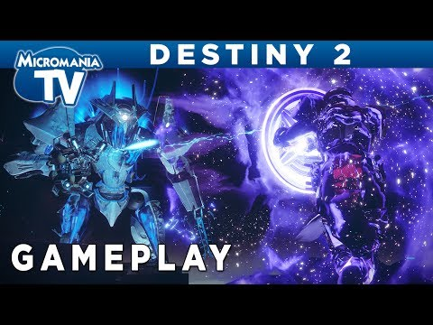 DESTINY 2 - Découverte de l'assaut The Inverted Spire
