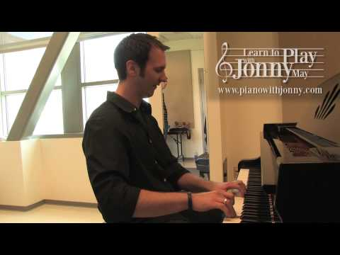 Incredible Ragtime Piano Rendition of Baby Face- played by Jonny May