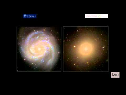 Chris Lintott on The Galaxy Zoo