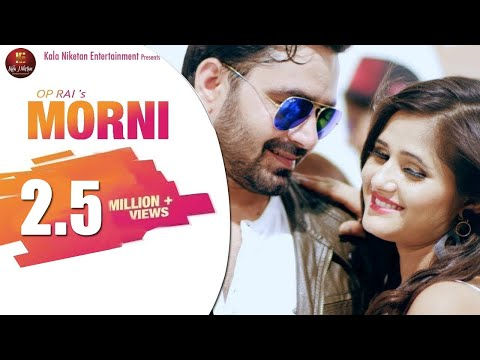 MORNI  4k I *Anjali Raghav *Vickky Kajla I Latest DJ Haryanvi Song 2018 I OP Rai