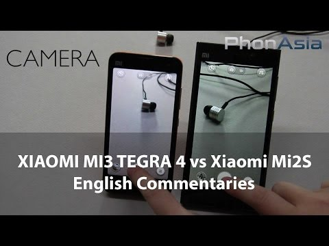 Full Comparison Review : Xiaomi Mi3 vs Xiaomi Mi2S