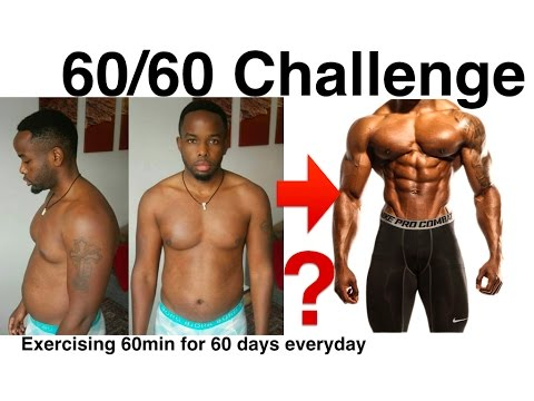 Is exercising everyday healthy? || End of my 60/60 challenge
