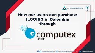 46-ILCitizensn: Đã có thể mua ILCOIN tại ATM General Bytes tại Computex Bitcoin (Bogota, Colombia)