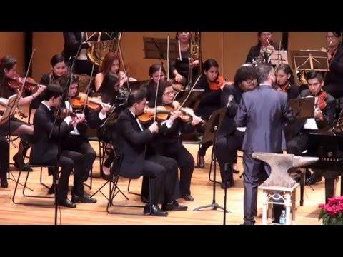 Polka Francesa. Orquesta de Cámara Ma. Teresa Cortinas. Director:Arturo Esquivel Brandt