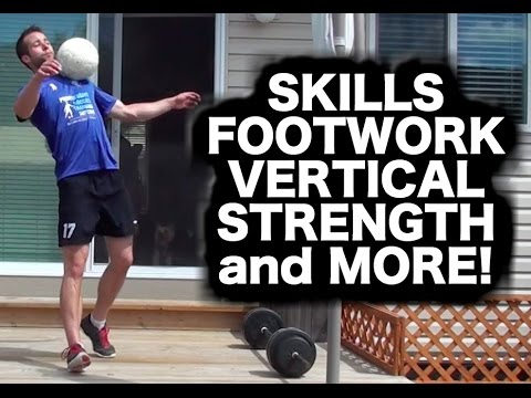 Total Soccer Workout Drills / Tricks / Agility ...