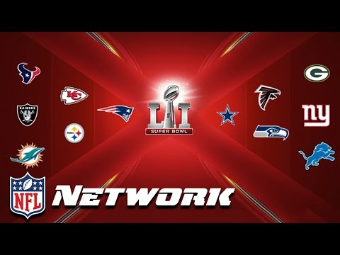 Which Teams Will Meet in Super Bowl LI? | Total Access | NFL Network