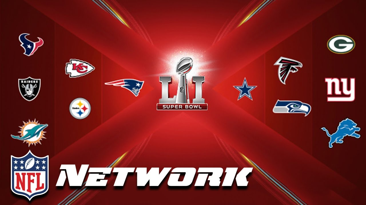 Which Teams Will Meet In Super Bowl Li Total Access Nfl Network You