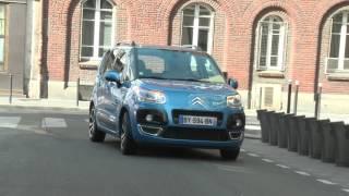 Essai Citroën C3 Picasso 1.6 e-HDI Exclusive