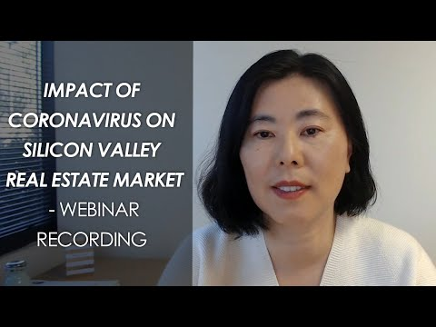 2020 Silicon Valley Real Estate Impacted by the Coronavirus and Lockdown