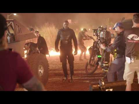 "Behind the scenes ""Fast & Furious  ""Hobbs & Shaw"""