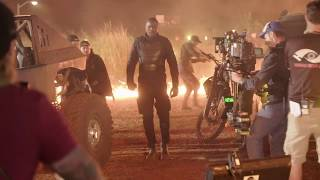 """Behind the scenes """"Fast & Furious  """"Hobbs & Shaw"""""""