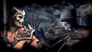 Mortal Kombat 9 Komplete Edition - All Fatalities on Freddy Krueger (HD)