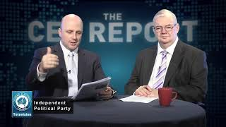 13 July 2018 - The CEC Report - Housing, Banking crash precedent / Chemical Weapons Attack