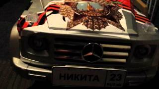 видео: модернизация детского электромобиля