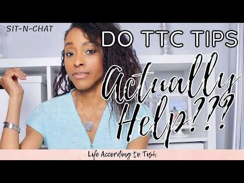 DO TTC TIPS REALLY HELP YOU GET PREGNANT?