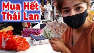 Siêu Khuyến Mãi 70% Bên Thái Lan Bé Nan Mua Hết | Duy Nisa