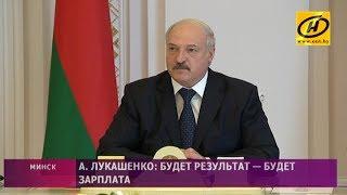 Александр Лукашенко требует отдачи и результатов от белорусского хоккея