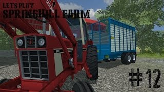 Farming Simulator 2013 - Springhill Farm - Ep 12