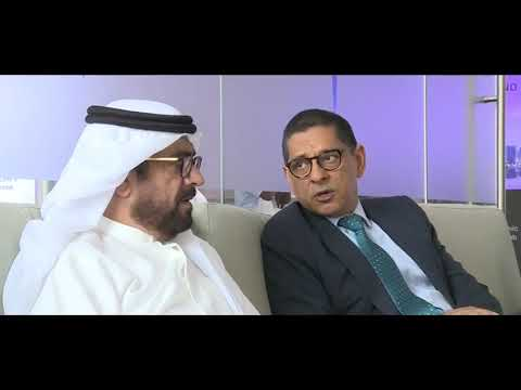 Arab Bank for Investment & Foreign Trade (Al Masraf) ground breaking  ceremony in #KIZAD