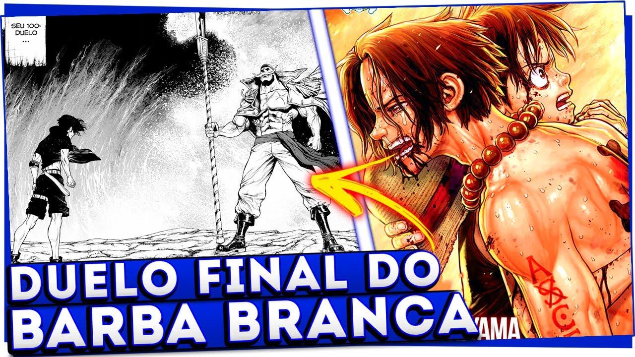 OS SEGREDOS DO PASSADO DE ACE REVELADOS! O DUELO FINAL ENTRE ACE E BARBA BRANCA