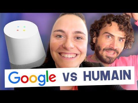 GOOGLE vs HUMAIN : QUI EST LE PLUS RAPIDE ?
