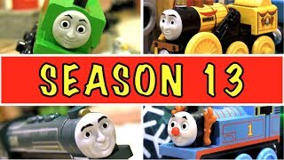 Season 13 Compilation (Episodes 181-195) | Thomas & Friends Wooden Railway Adventures