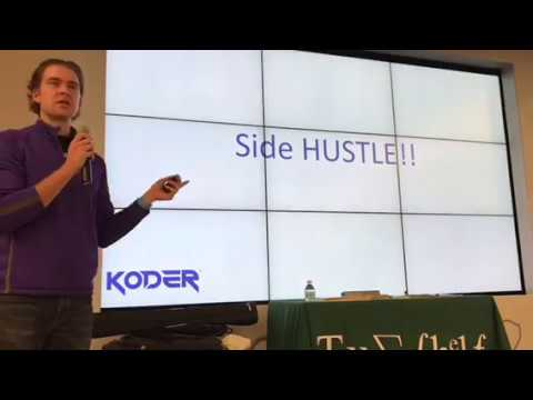 How to get a job in Product Management by Nicholas TecHustler Ivanecky of Koder @ HackHire