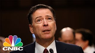 Former FBI Director James Comey's Full Testimony Before Senate Intelligence Committee | CNBC