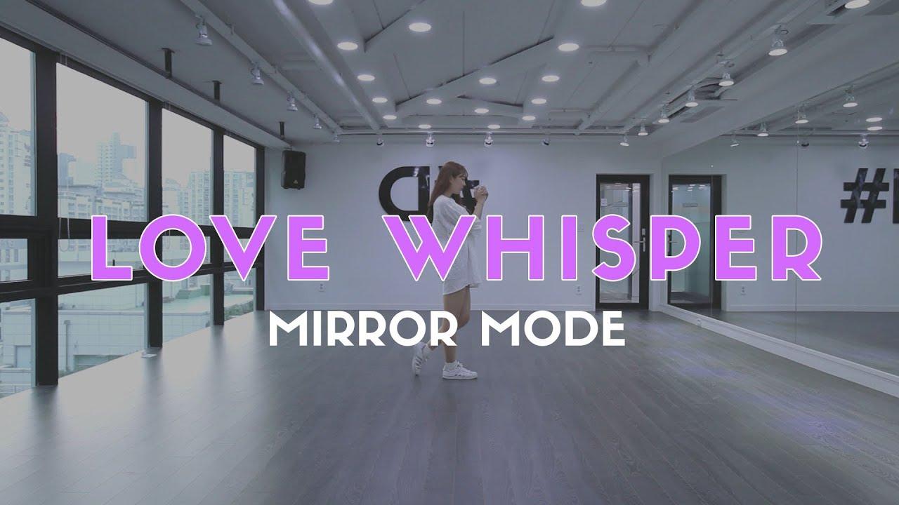 GFRIEND - LOVE WHISPER Dance Cover (#D-POP Mirror Mode)