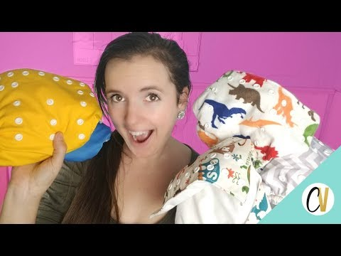 YOU USE CLOTH DIAPERS?!😱👶 (Cleaning, Hacks, Tips & Tricks!)