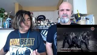 Children Of Bodom - Needled 24/7 [Reaction/Review]
