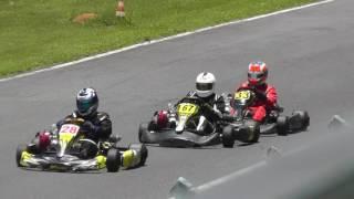 2 parte da F 4  Copa Guara de Kart  1 prova do ano 2017