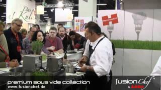 fusionchef by Julabo - Sous Vide Rezept Rehrücken und Saint Pierre mit Karlheinz Hauser