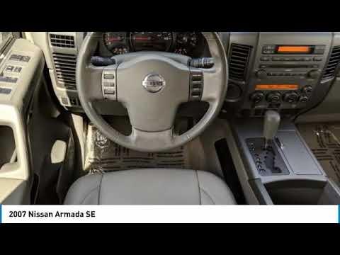 2007 Nissan Armada DeLand Nissan X010399A