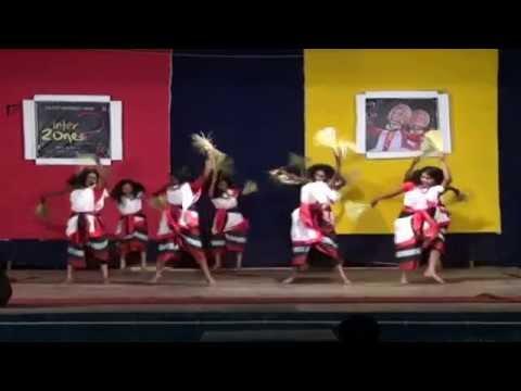 Folk Dance Group 06 | Interzone Kalolsavam