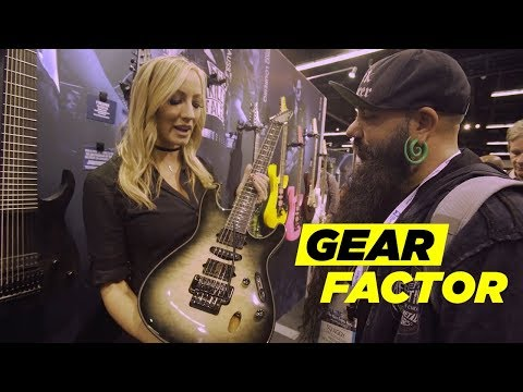 Nita Strauss on Her Signature Ibanez Guitar - Gear Factor