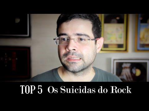 Os suicidas mais célebres do rock | Top 5 | Alta Fidelidade