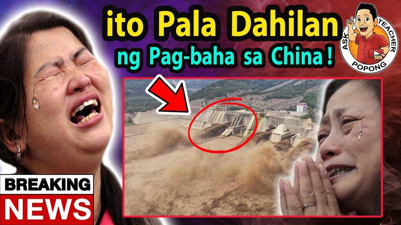 🔴 ito  PALA DA-Hi-LAN  ng PAG-BAHA sa CHINA !  Bakit Tinago ito !  ?