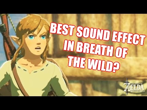 How Does Breath Of The Wild Sound?