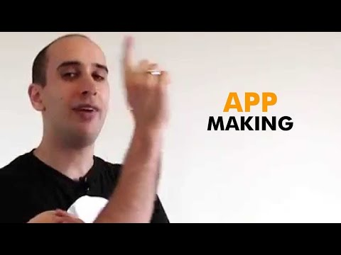 App Development - How to create an App with no money