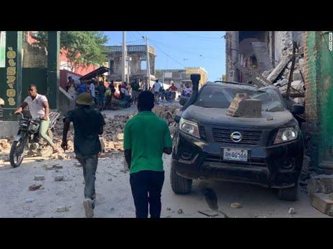 Haiti Hit By Earthquake AGAIN!
