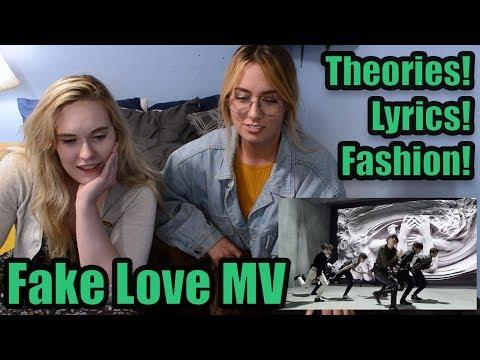 Fake Love MV Reaction (BTS)