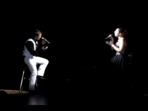 Maksim Yevsyukov & Olga Gorshkova - Tu es mon autre (Lara Fabian cover)
