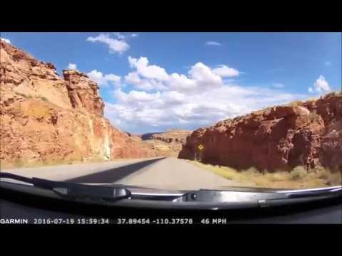 Utah Scenic Road 95