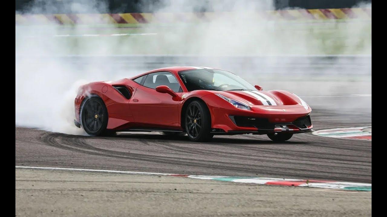 BEST SUPERCAR DRIFTING COMPILATION 2020 - Ferrari, Lamborghini, McLaren